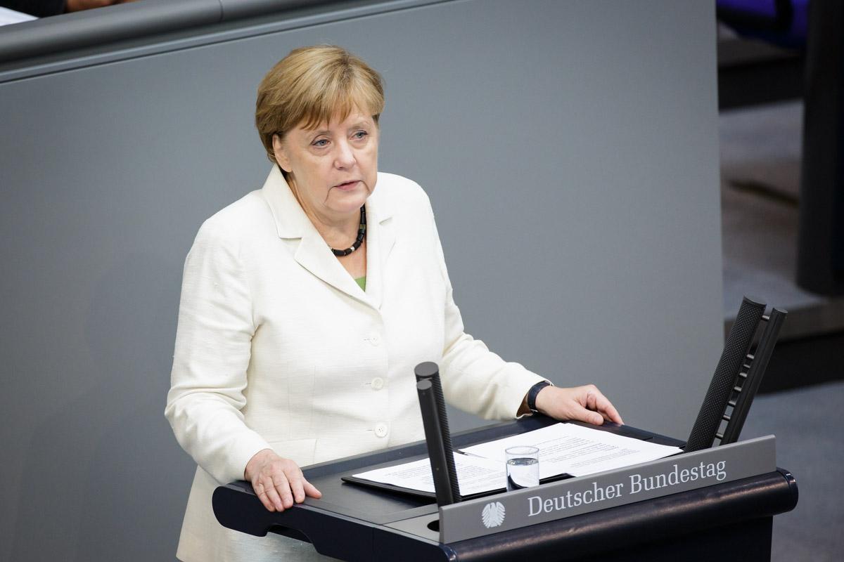 Merkel Rechtsbrüche