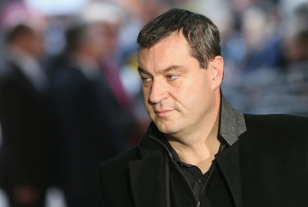Bayern: CSU-Zukunft Markus Söder?   The European