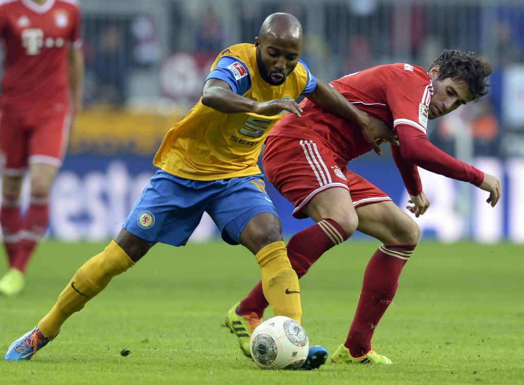 Braunschweig Gegen Bayern