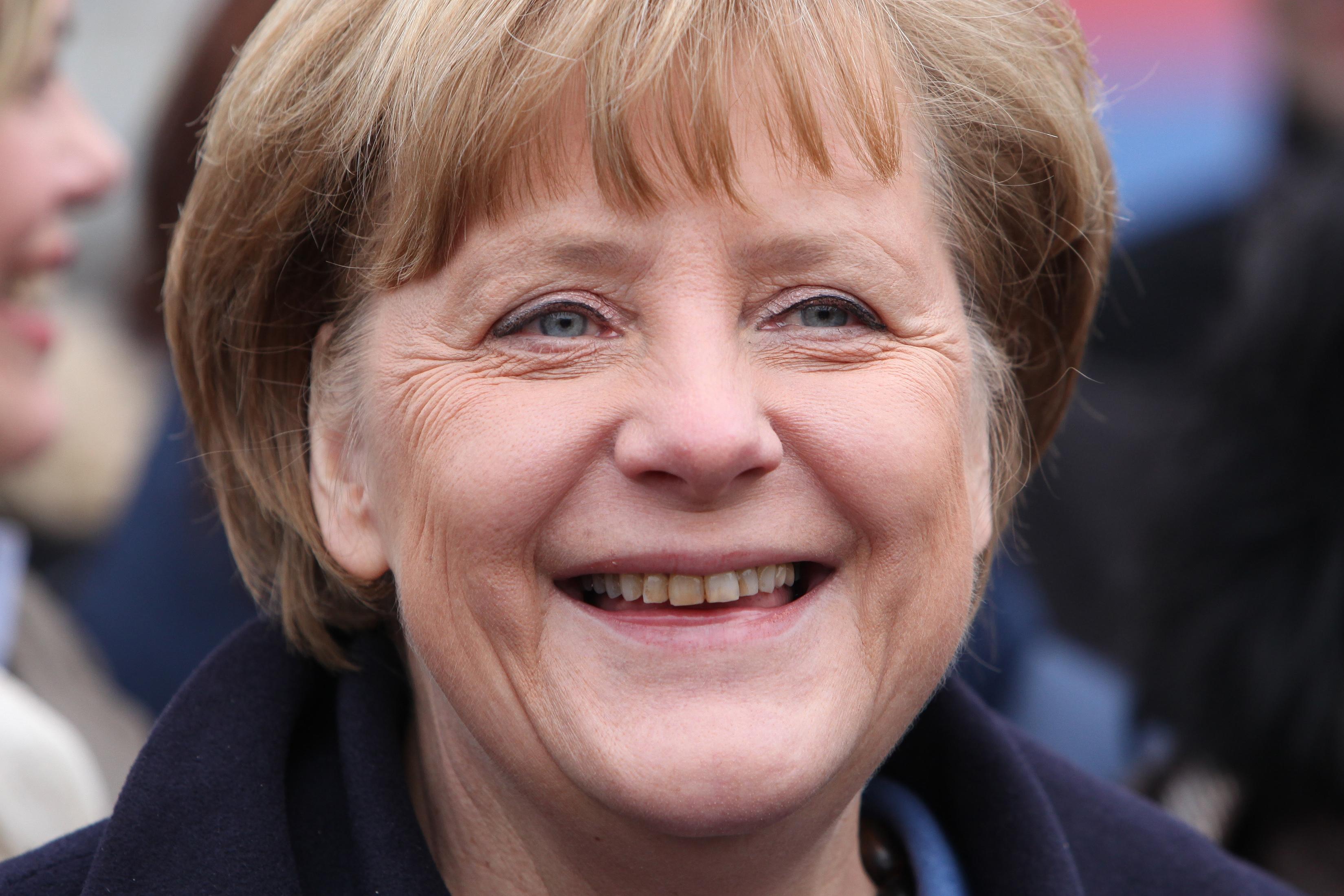 ангела меркель стрижка фото говорил