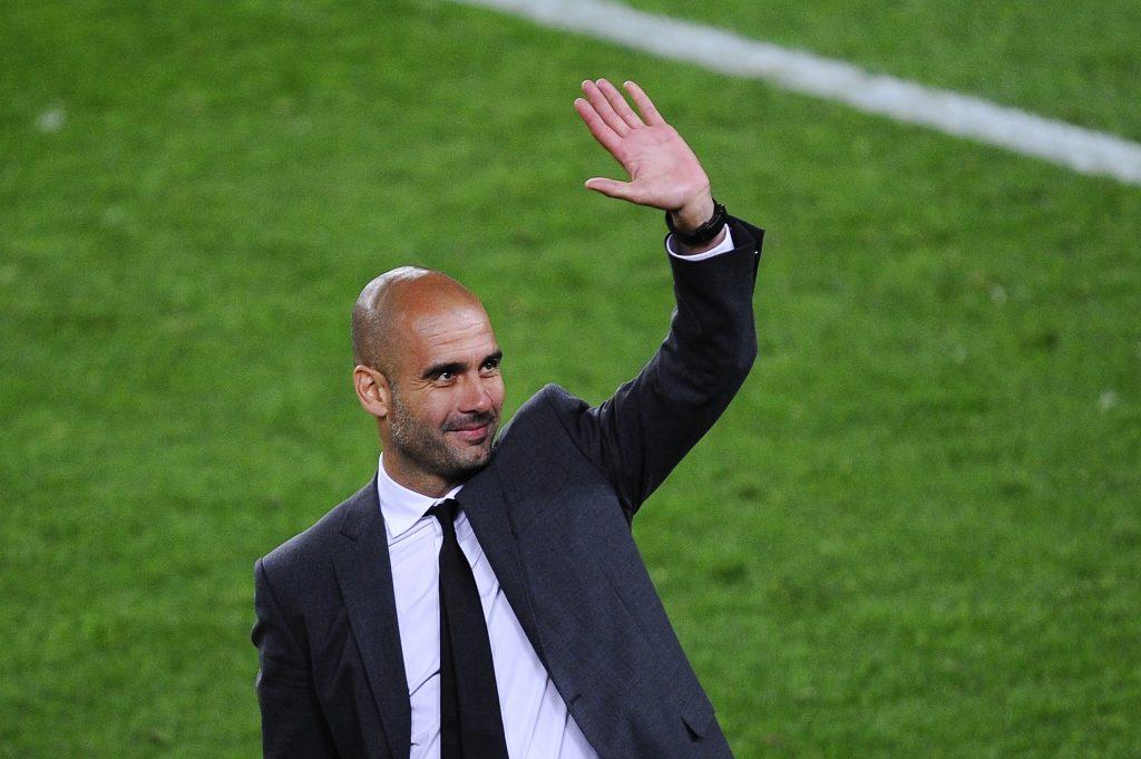 Pep Guardiola Trainer