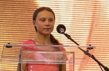 Greta Thunberg: Die Klimakaiserin ist eigentlich nackt