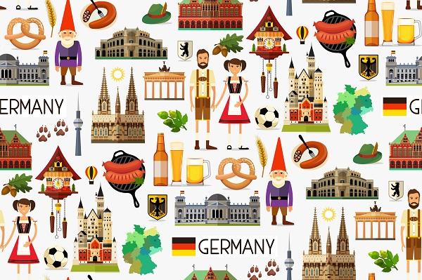 Was ist typisch deutsch