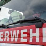 "Luebeck, Germany - Sept 2, 2017: German fire engine with ""Feuerwehr"" sign (engl.: fire brigade), Shutterstock"
