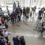 Journalisten und Corona, Foto: Picture Alliance